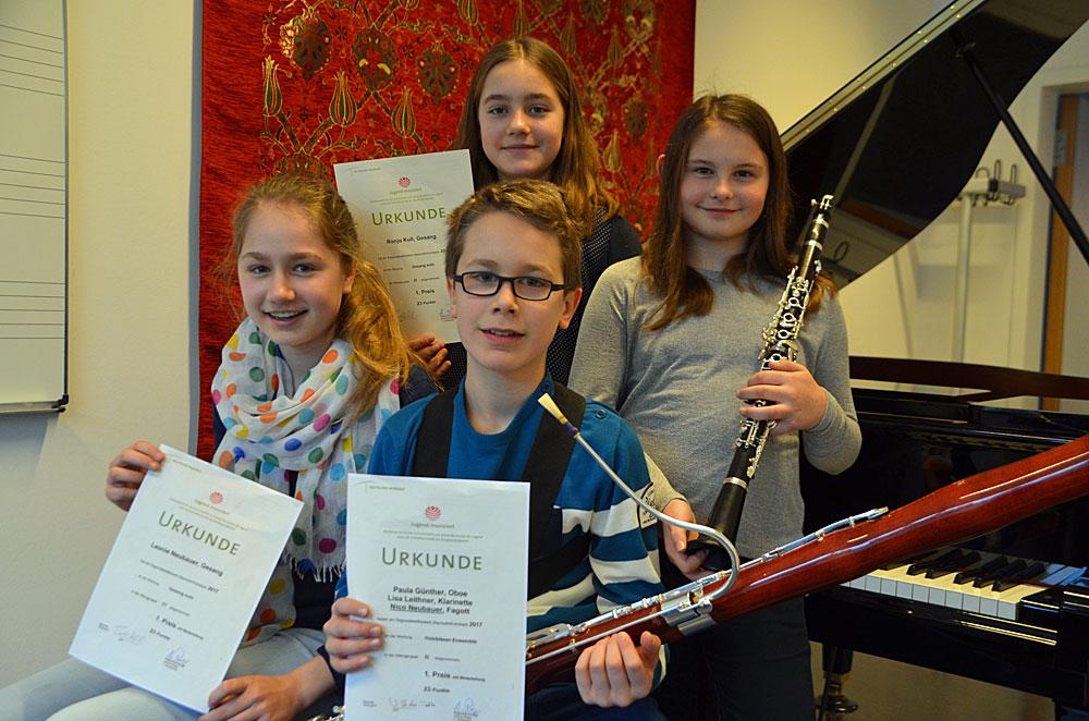 Jugend Musiziert Bad KiГџingen